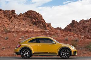 Foto volkswagen beetle-dune 2016