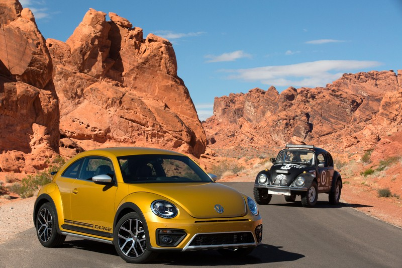 Foto Exteriores Volkswagen Beetle Dune Dos Volumenes 2016