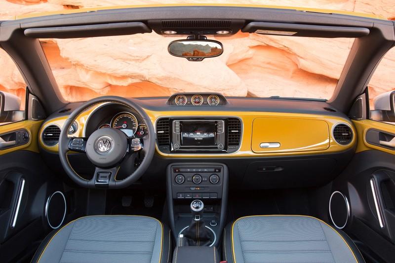 Foto Salpicadero Volkswagen Beetle Dune Dos Volumenes 2016