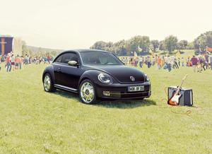 Foto volkswagen beetle-fender-edition 2012