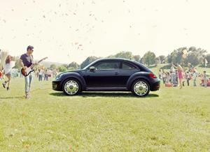 Foto Lateral Volkswagen Beetle-fender-edition Dos Volumenes 2012