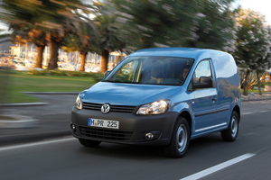 Foto volkswagen caddy 2010
