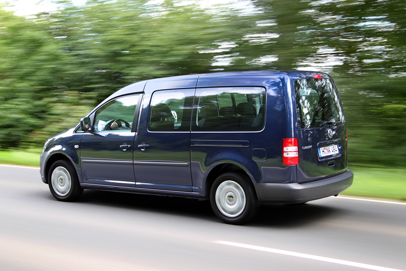 Foto Exteriores Volkswagen Caddy Vehiculo Comercial 2010