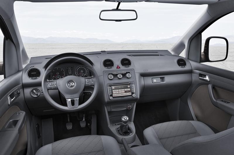 Foto Salpicadero Volkswagen Caddy Vehiculo Comercial 2010