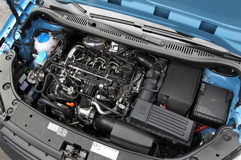 Foto Tecnicas Volkswagen Caddy Vehiculo Comercial 2010