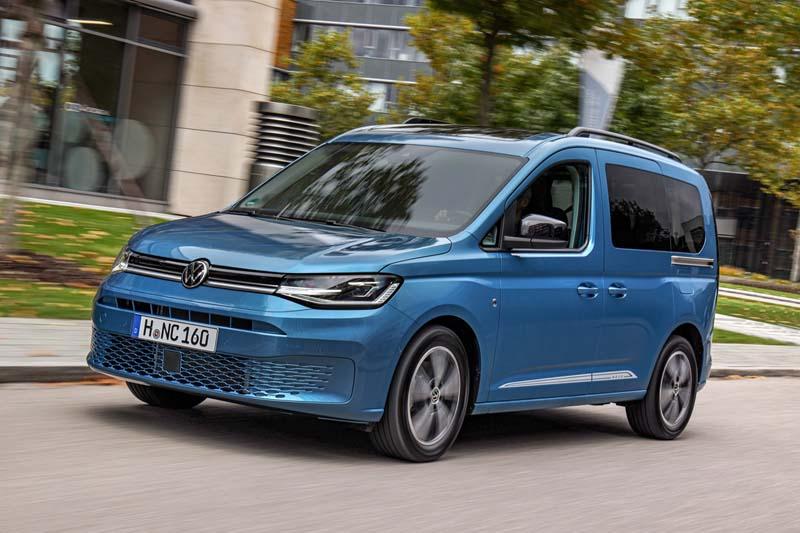 Foto Exteriores Volkswagen Caddy Vehiculo Comercial 2021