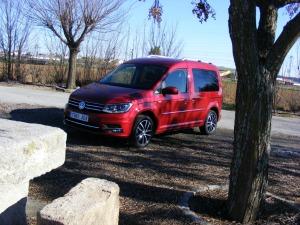 Foto Exteriores (6) Volkswagen Caddy-20-tdi-bluemotion Vehiculo Comercial 2016