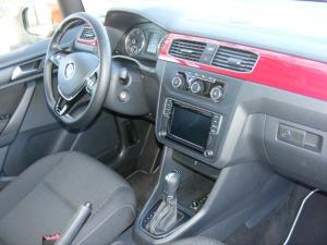 Foto Interiores (1) Volkswagen Caddy-20-tdi-bluemotion Vehiculo Comercial 2016