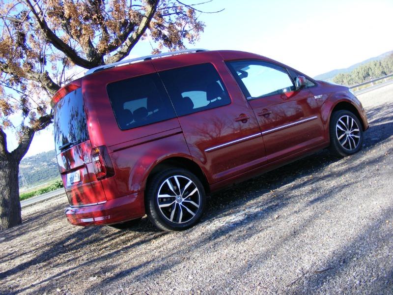 Foto Exteriores (7) Volkswagen Caddy-20-tdi-bluemotion Vehiculo Comercial 2016