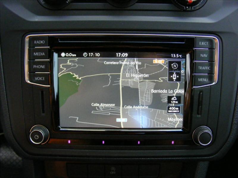 Foto Interiores (3) Volkswagen Caddy-20-tdi-bluemotion Vehiculo Comercial 2016