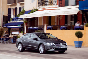 Volkswagen CC Advance 2013