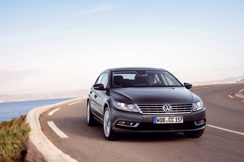 Foto Delantera Volkswagen Cc Advance Cupe 2013