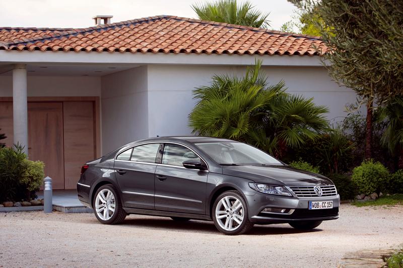Foto Exteriores Volkswagen Cc Advance Cupe 2013