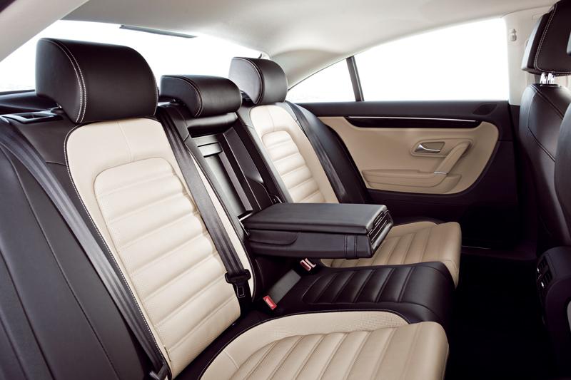Foto Interiores Volkswagen Cc Advance Cupe 2013