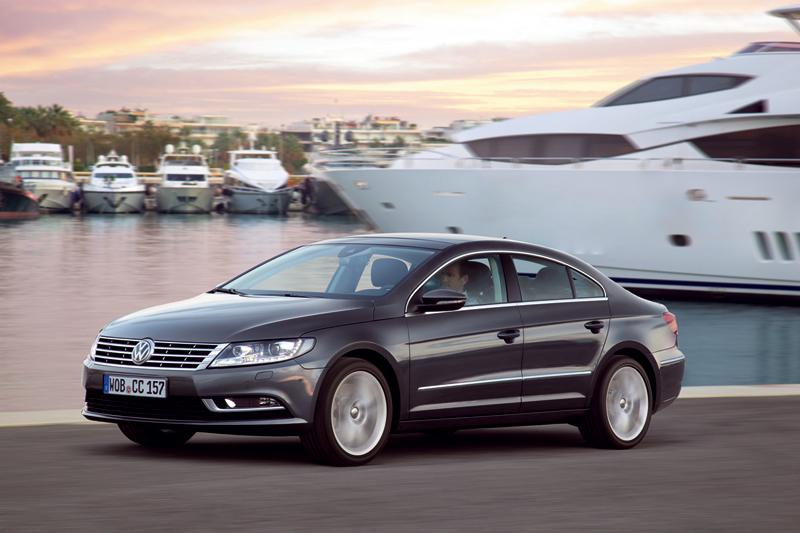Foto Perfil Volkswagen Cc Advance Cupe 2013
