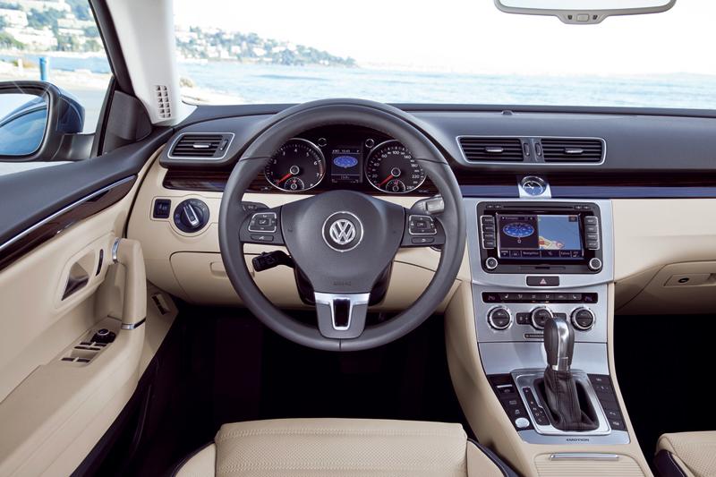 Foto Salpicadero Volkswagen Cc Advance Cupe 2013