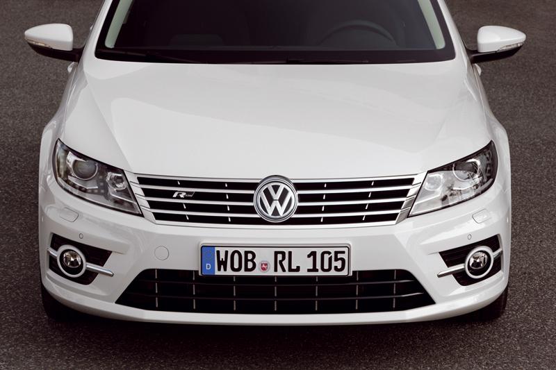 Foto Delantera Volkswagen Cc R Line Cupe 2012