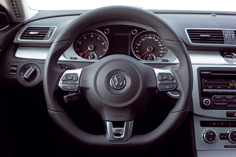 Foto Salpicadero Volkswagen Cc R Line Cupe 2012