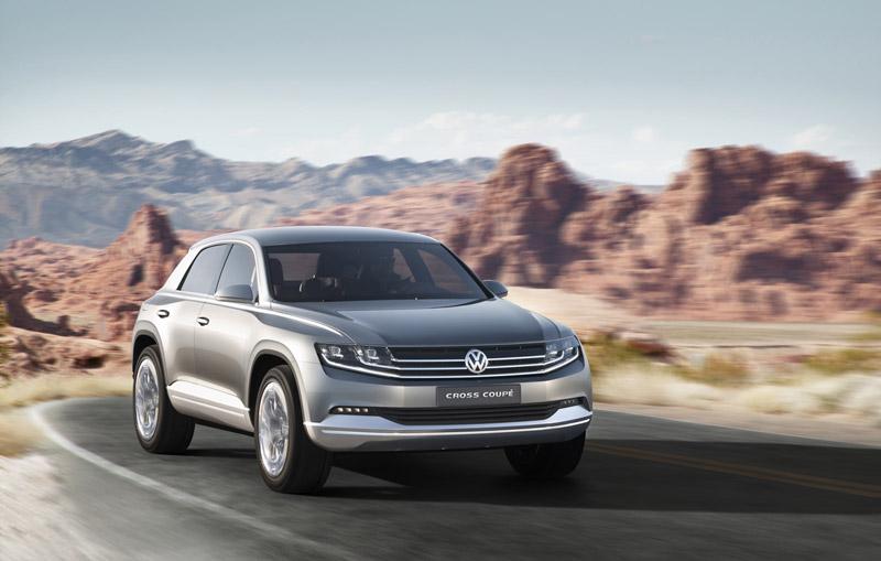 Foto Exteriores Volkswagen Cross Cupe 2011