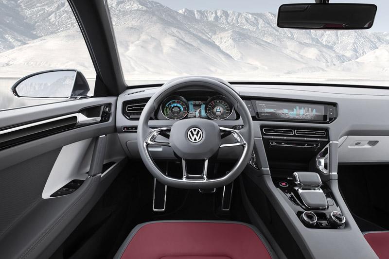 Foto Salpicadero Volkswagen Cross Cupe 2011