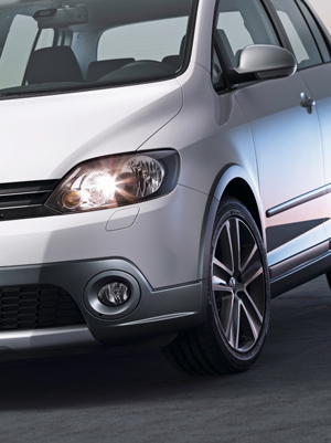 Volkswagen Cross-golf 2010