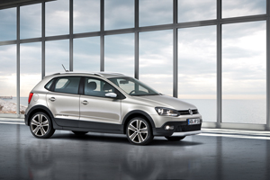 Foto volkswagen cross-polo 2010