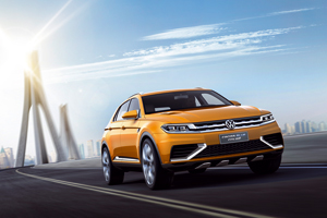Foto volkswagen crossblue-coupe 2013