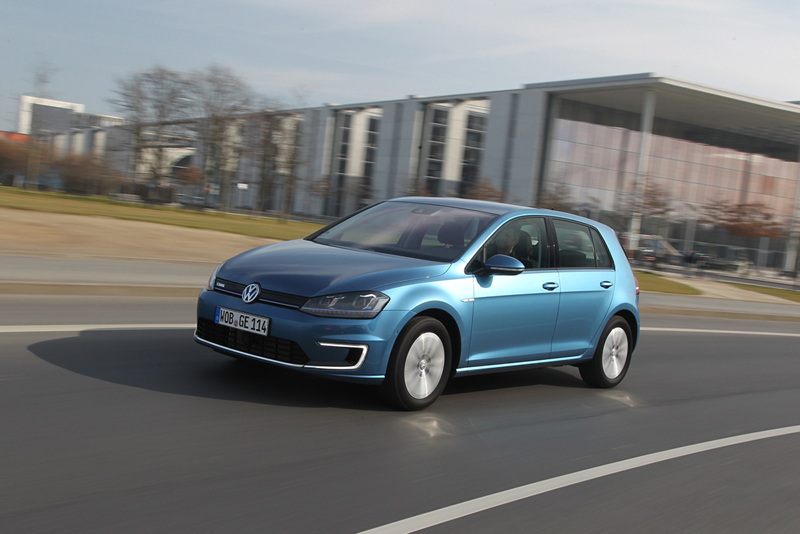 Volkswagen e-Golf 2014