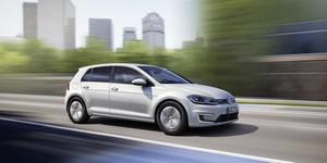Foto Exteriores 1 Volkswagen E-golf Dos Volumenes 2017
