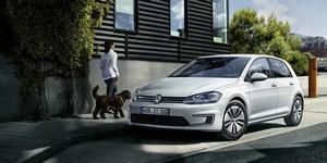 Foto Exteriores 2 Volkswagen E-golf Dos Volumenes 2017