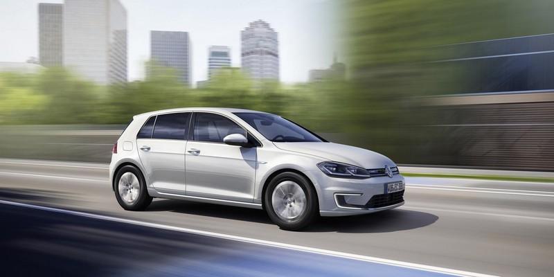 Foto Exteriores Volkswagen E Golf Dos Volumenes 2017