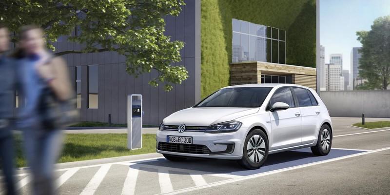Foto Exteriores Volkswagen E-golf Dos Volumenes 2017