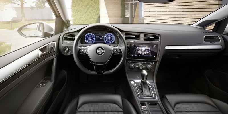 Foto Salpicadero Volkswagen E Golf Dos Volumenes 2017
