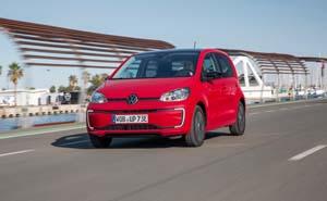 Foto Delantera Volkswagen E-up Dos Volumenes 2019