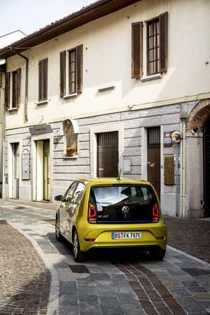 Foto Exteriores (1) Volkswagen E-up Dos Volumenes 2019