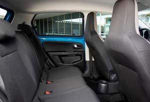 Foto Interiores (2) Volkswagen E-up Dos Volumenes 2019