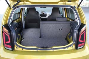 Foto Interiores (3) Volkswagen E-up Dos Volumenes 2019
