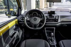 galeria de fotos volkswagen e-up 2019 - interiores