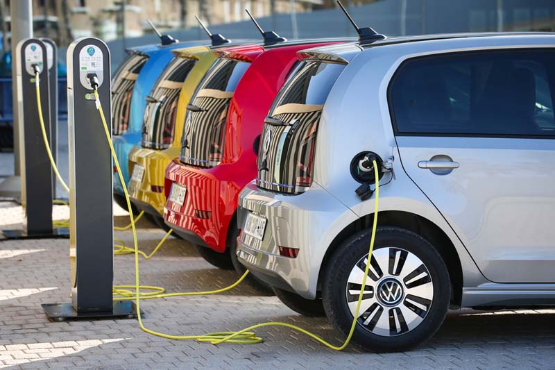 Foto Detalles Volkswagen E Up Dos Volumenes 2019