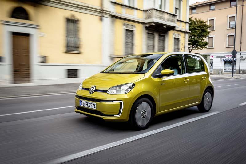 Volkswagen e-up! 2019, foto delantera