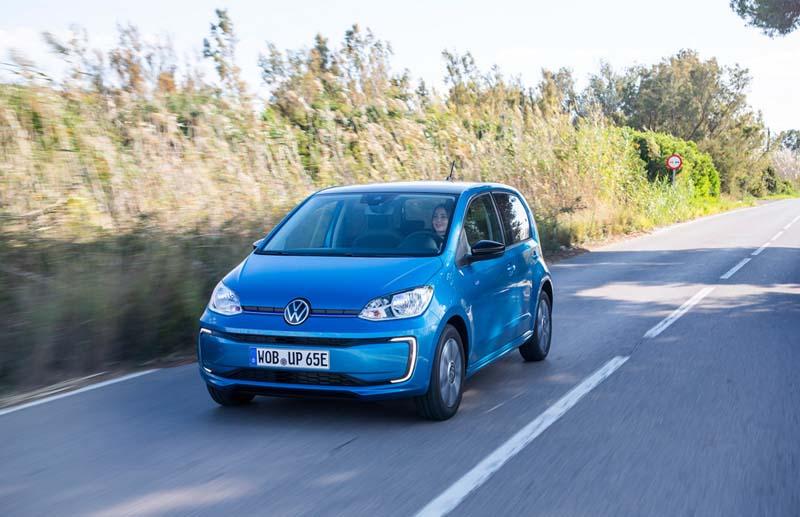 Foto Exteriores (27) Volkswagen E-up Dos Volumenes 2019