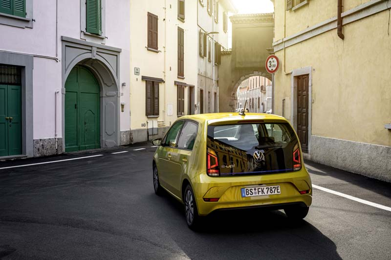 Foto Exteriores Volkswagen E Up Dos Volumenes 2019