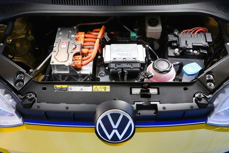 Foto Tecnicas Volkswagen E Up Dos Volumenes 2019