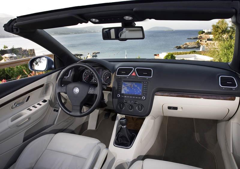 Foto Interiores Volkswagen Eos Descapotable 1999