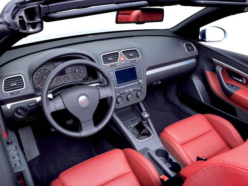 Foto Salpicadero Volkswagen Eos Descapotable 1999