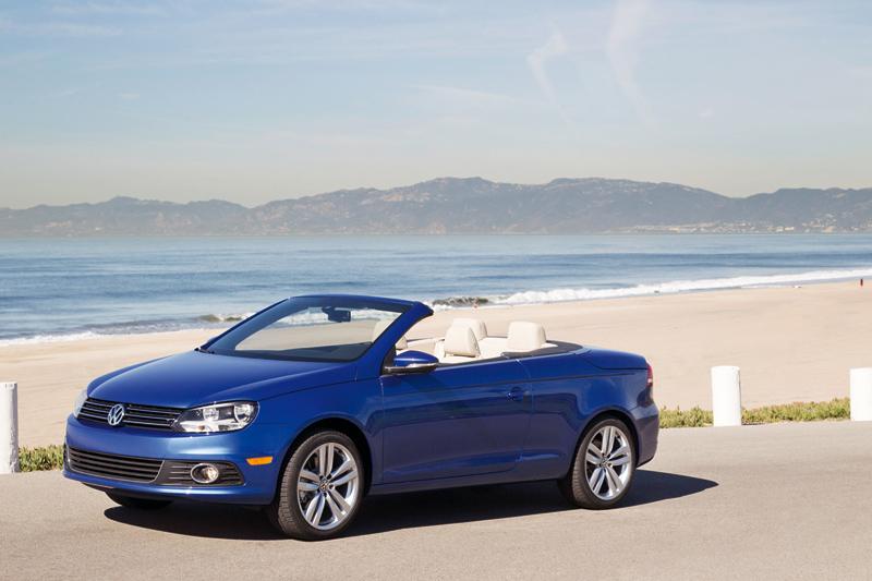 Foto Exteriores Volkswagen Eos Descapotable 2011