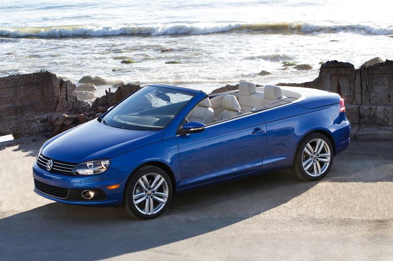 Foto Lateral Volkswagen Eos Descapotable 2011
