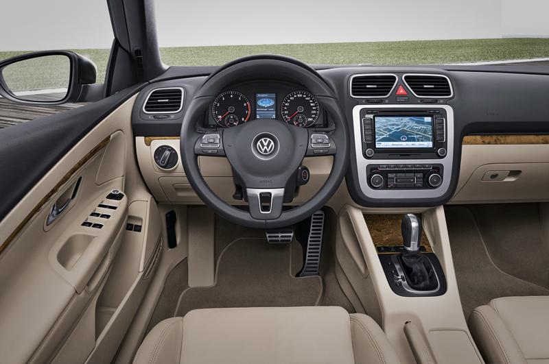 Foto Salpicadero Volkswagen Eos Descapotable 2011
