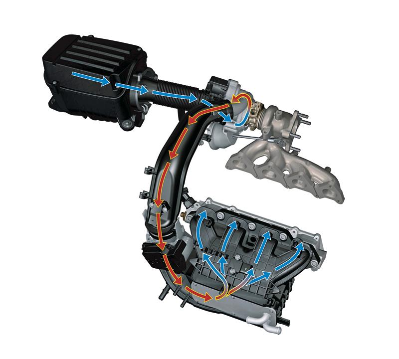 Foto Tecnicas Volkswagen Eos Descapotable 2011