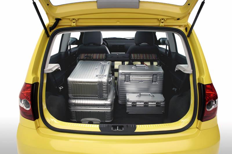 Foto Detalles Volkswagen Fox Dos Volumenes 2007